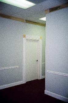 Base, Crown molding, chair rail, window casing